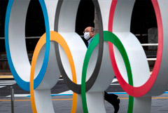 Германия предложила перенести Олимпиаду на 2021 год