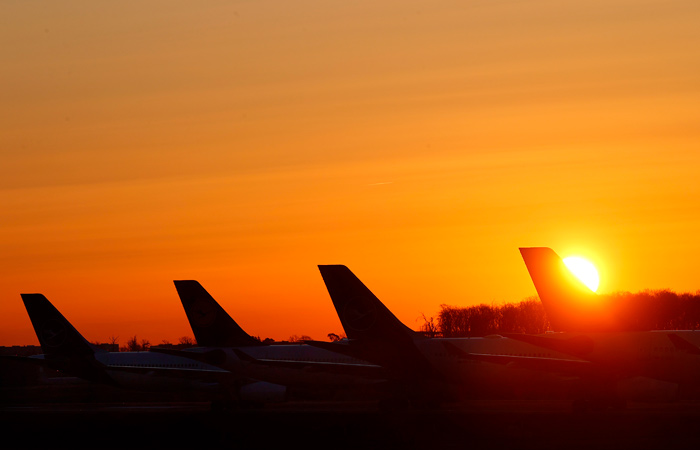 РФ ограничит все международное авиасообщение с 27 марта