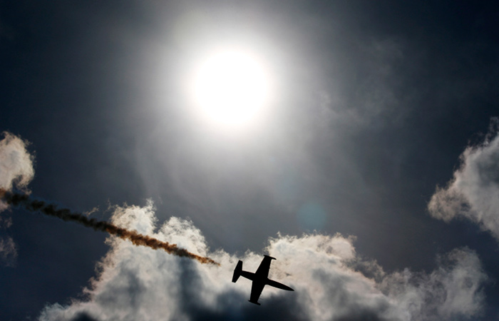 При крушении военного самолета на Кубани погиб пилот