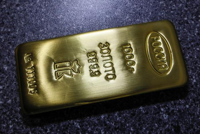 Золото во вторник подорожало на 6% - максимальный рост за 10 лет