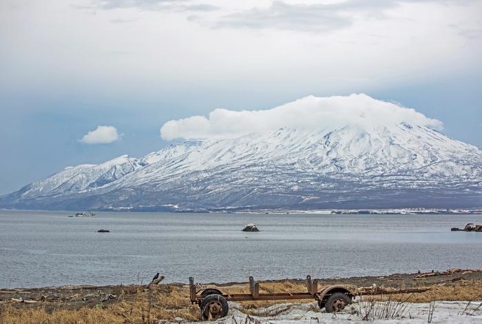 Тревога цунами объявлена на Курилах после мощного землетрясения