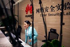 Huawei вернула к работе более 90% сотрудников