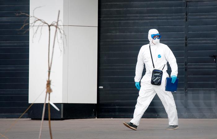 В России выявлены 182 новых случая заболевания коронавирусом