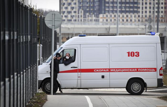 Сотрудник администрации президента РФ заразился коронавирусом