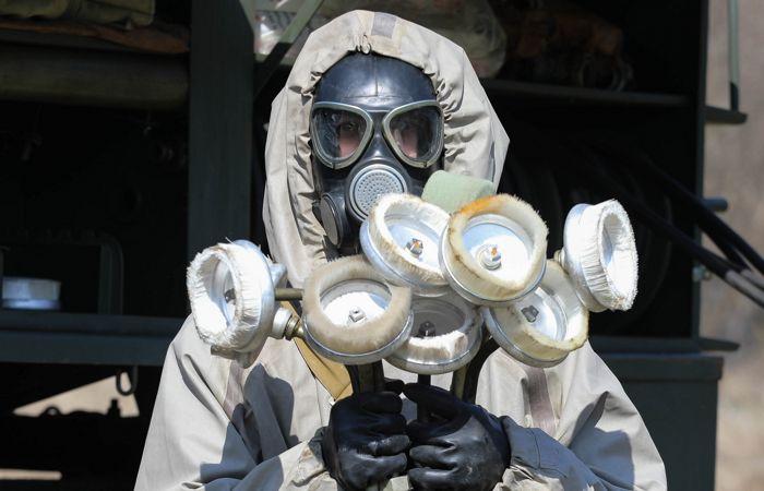 В России пройдут военные учения по борьбе с коронавирусом