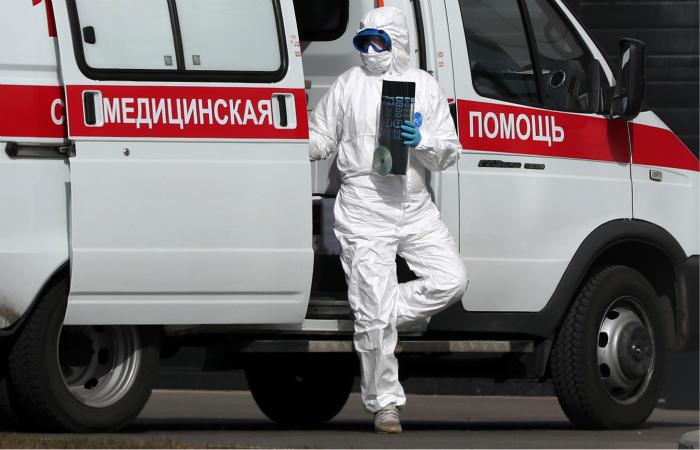 За сутки в России выявлены еще 270 случаев заболевания коронавирусом