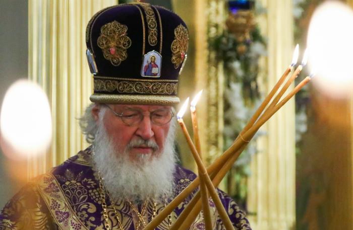Патриарх Кирилл призвал верующих не посещать храмы в условиях коронавируса