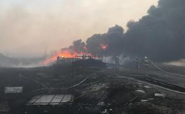 Ландшафтный пожар в Ростовской области потушен