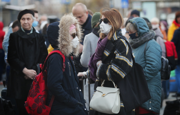 Большинство новых заболевших коронавирусом в Москве оказались людьми от 18 до 40 лет