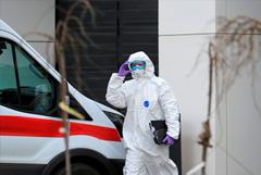 В больнице в Коммунарке за сутки умерли два пациента