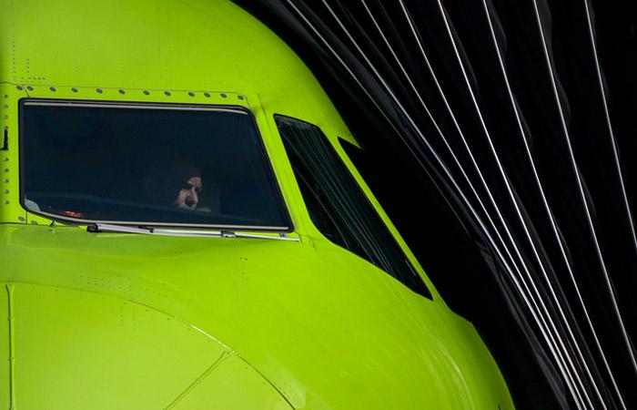 S7 на фоне COVID-19 решила приспособить самолеты под перевозку грузов