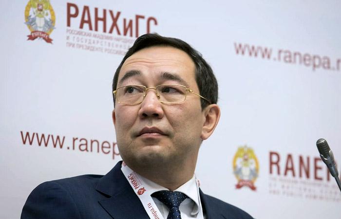 """Глава Якутии сообщил, что """"АЛРОСА"""" не рассматривает """"дивидендные каникулы"""""""
