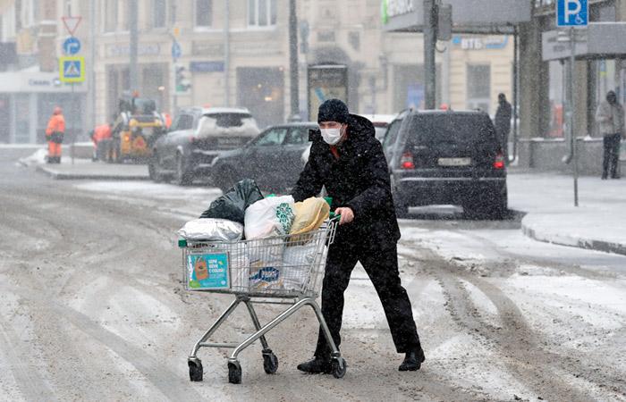 Штраф за нарушение режима самоизоляции в Москве составит до 5 тыс. рублей