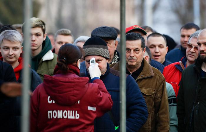 Песков заявил, что не знает о просьбе Минска о помощи в борьбе с COVID-19