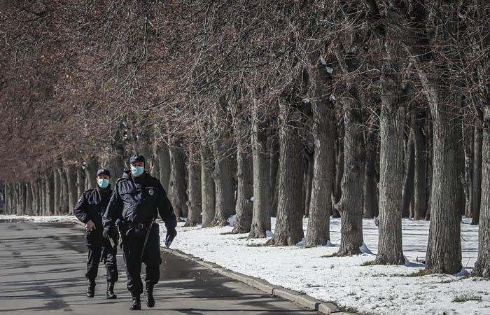 Крупные московские парки останутся закрытыми до 1 мая