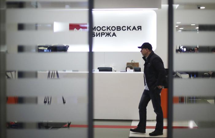 Общий объем торгов на Московской бирже в марте достиг исторического максимума