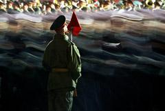 В Минобороны РФ заверили, что подготовка к параду 9 мая в Москве идет по плану