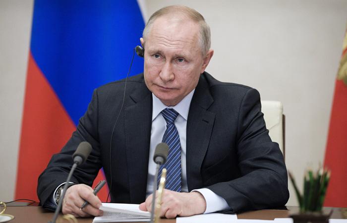 Путин в четверг выступит с новым обращением к россиянам