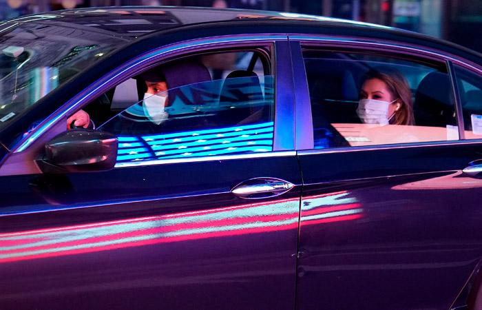Москвичам запретили брать пассажиров в личные машины