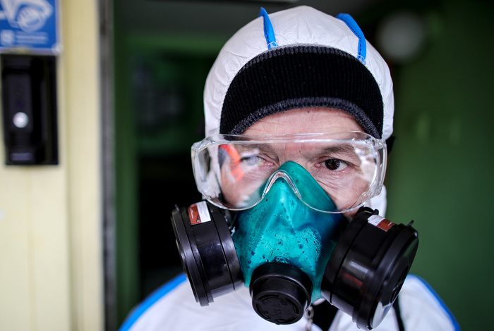 Роспотребнадзор дал 12 советов по дезинфекции дома на время пандемии COVID-19