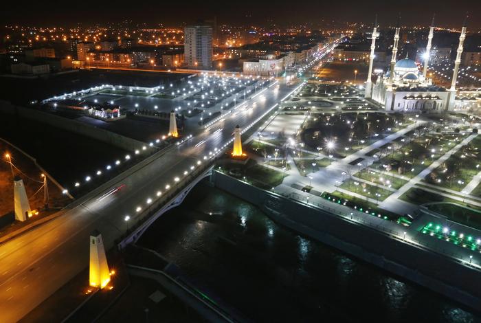 В Чечне вводится комендантский час из-за коронавируса