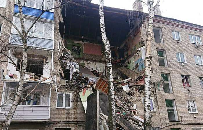 Один человек погиб в результате взрыва газа в Орехово-Зуеве