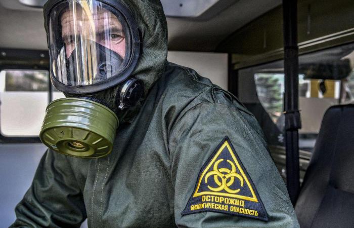 В российской армии нет заразившихся коронавирусом