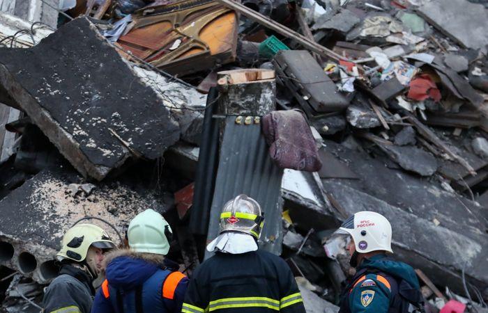 Третий погибший найден на месте взрыва газа в доме в Орехово-Зуеве