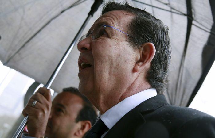 Экс-президент Гондураса Кальехас умер в США