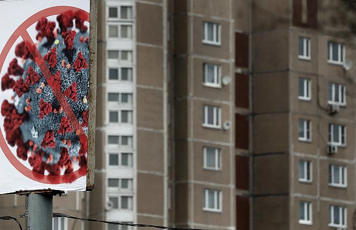 В России выявлено 658 новых случаев заболевания коронавирусом