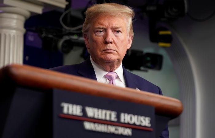 Трамп не исключил введения пошлин на импортную нефть