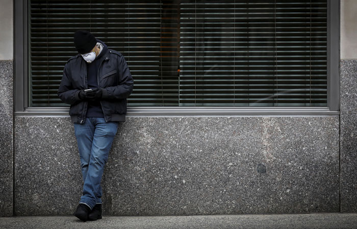 Жителям Приморского края запретили появляться на улицах без спецпропусков