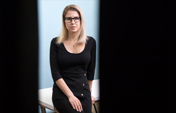 """Бизнесмен Пригожин подал в суд на Любовь Соболь и телеканал """"Царьград"""""""