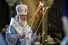 Патриарх Кирилл призвал видеть в пандемии COVID-19 шанс на перемены к лучшему