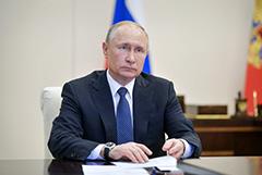 Путин посоветовался с вирусологами по поводу сокращения нерабочего периода