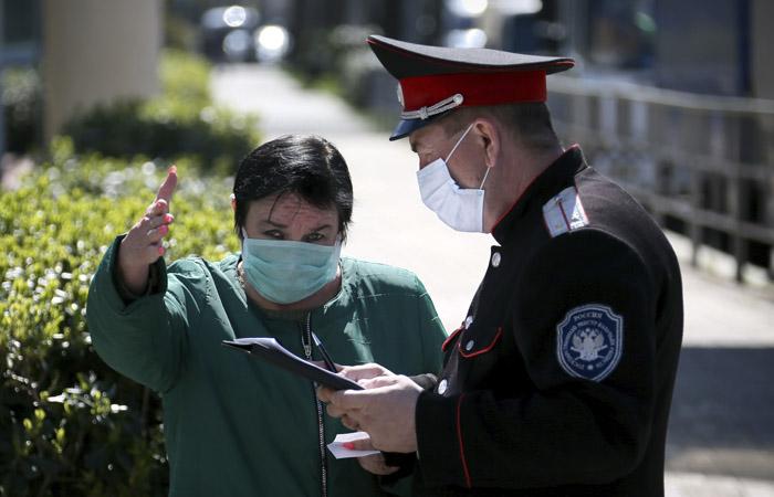 Полицейские получили право составлять протоколы о нарушении КоАП Москвы