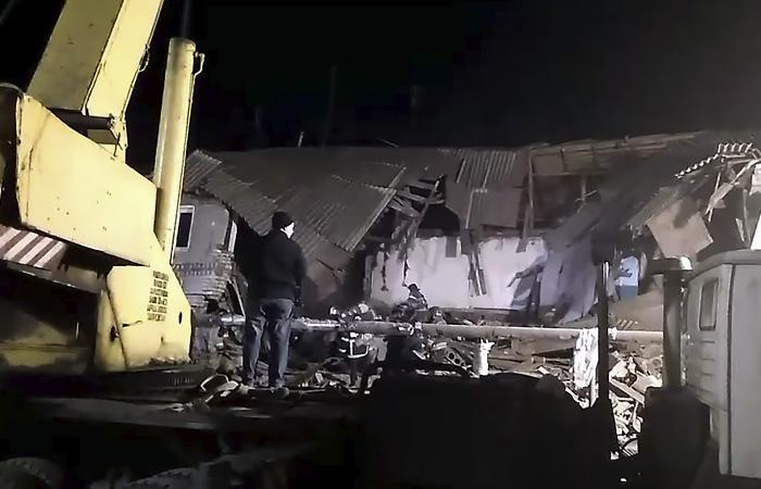 Погиб второй пострадавший при взрыве дома в Нижегородской области