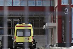 В России к концу апреля развернут почти 100 тыс. коек для пациентов с CОVID-19