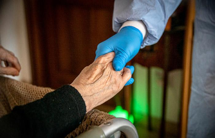 В Нидерландах после коронавируса выздоровела 107-летняя женщина