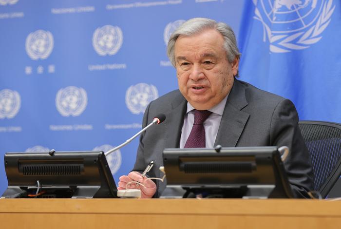Генсек ООН ответил на критику в адрес ВОЗ