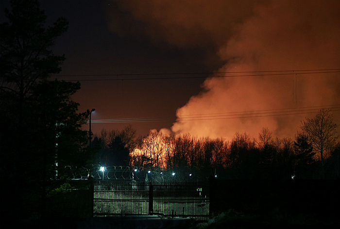 При разборе завалов после пожара в колонии под Иркутском найдено тело заключенного