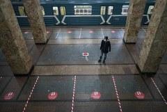 В Москве введены пропуска для поездок на личном и общественном транспорте