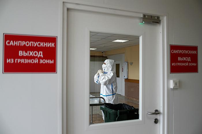 В Москве 40 поликлиник перепрофилируют для пациентов с подозрением на COVID-19