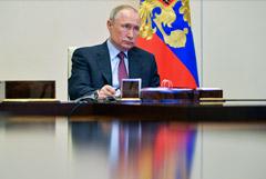 Путин признал, что ситуация с распространением COVID-19 меняется не в лучшую сторону