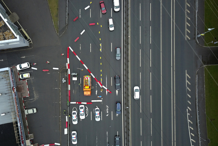 МВД по Московской области отвергло возможность перекрытия дорог