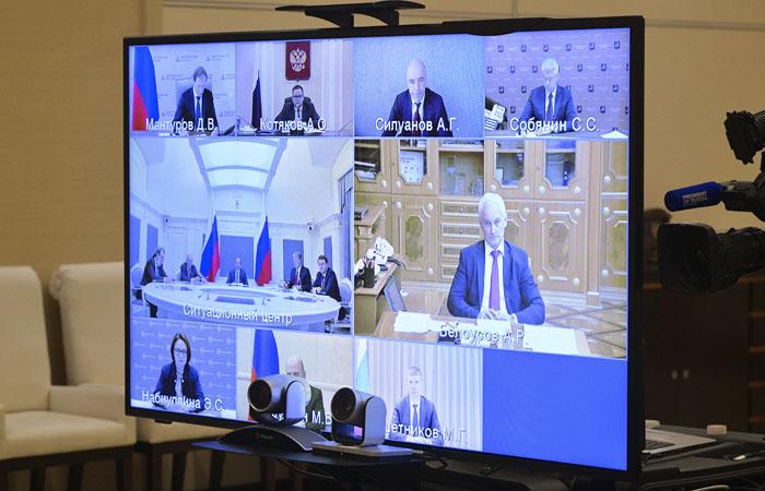 Путин снова обратится к россиянам в ходе совещания с министрами