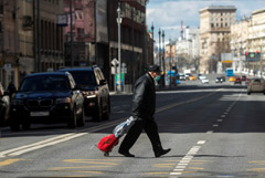 Песков отметил недостаток дисциплины у москвичей