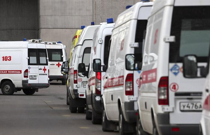В России впервые за сутки выявлены более трех тысяч заболевших COVID-19