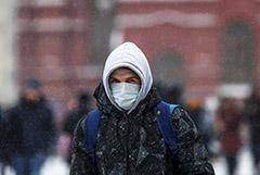 В Роспотребнадзоре сочли медленными темпы прироста заболеваемости COVID-19 в РФ