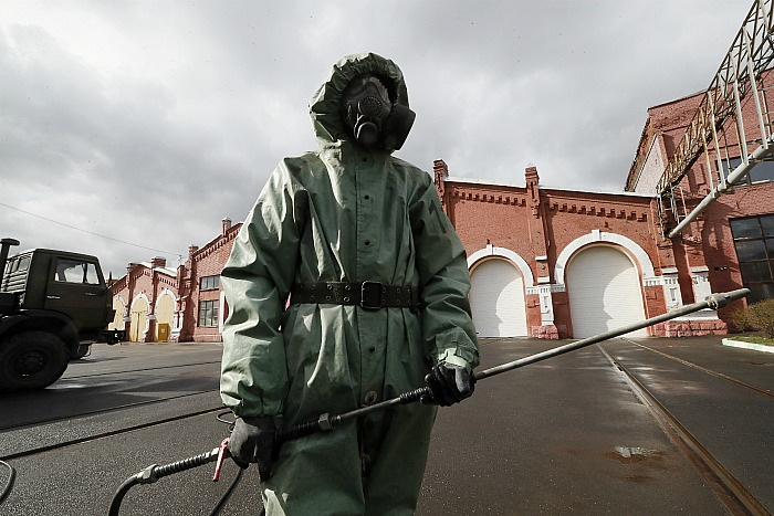 В России выявлены еще 4 785 заболевших коронавирусом
